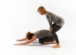 Easy yoga bij yogamontfoort.nl