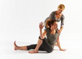 Viyasa Yoga bij Yogamontfoort.nl