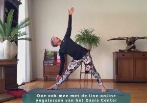 Maandlidmaatschap online Yoga lessen