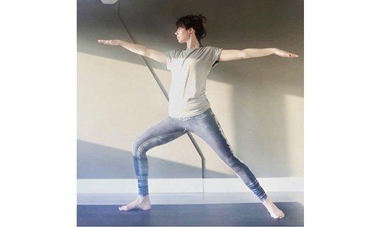 Yogadocente Miranda heldenhouding 1