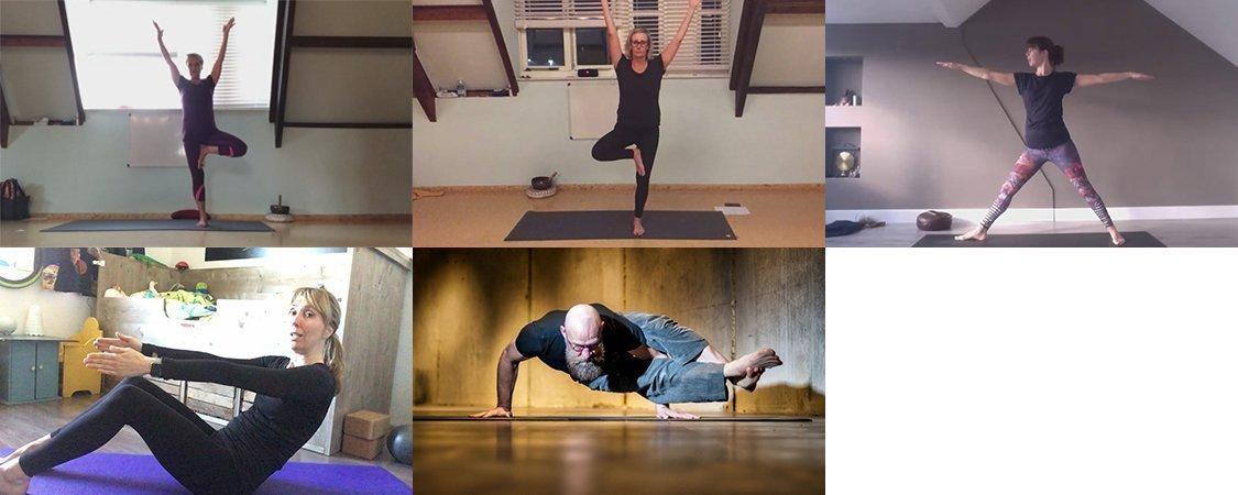 Yogamontfoort docenten team
