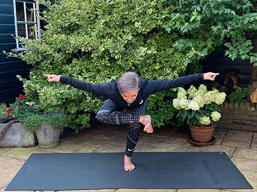Donderdag 19:25 - 20:25 uur Vinyasa Yoga