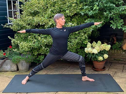 Vinyasa Yoga, 19:30 - 20:30 uur, Docent: Ed