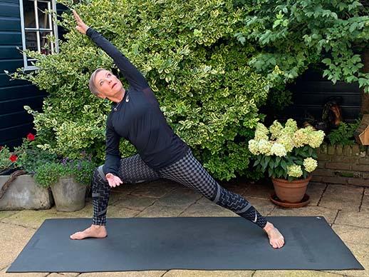 Dasra Center Yogamontfoort - pijl - Vinyasa Yoga