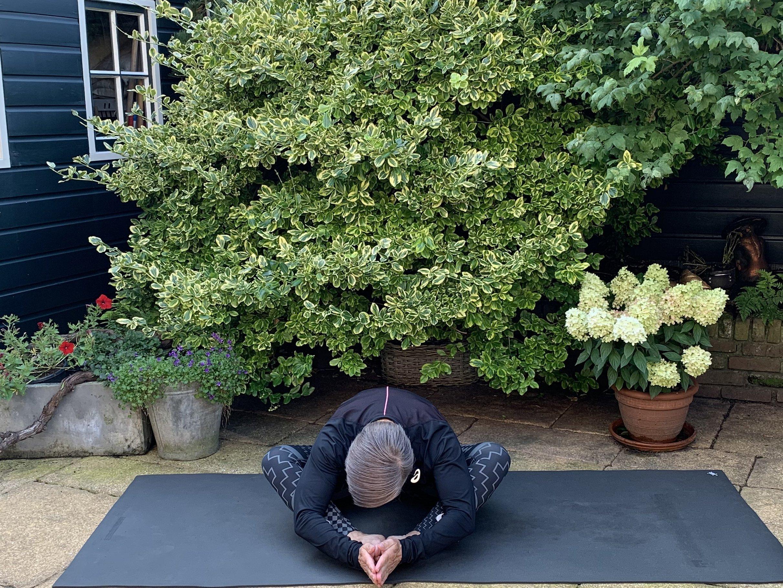 Maandag 20:05 - 21:05 uur Yin Yoga